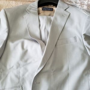 Paul Fredrick 3 Piece Suit